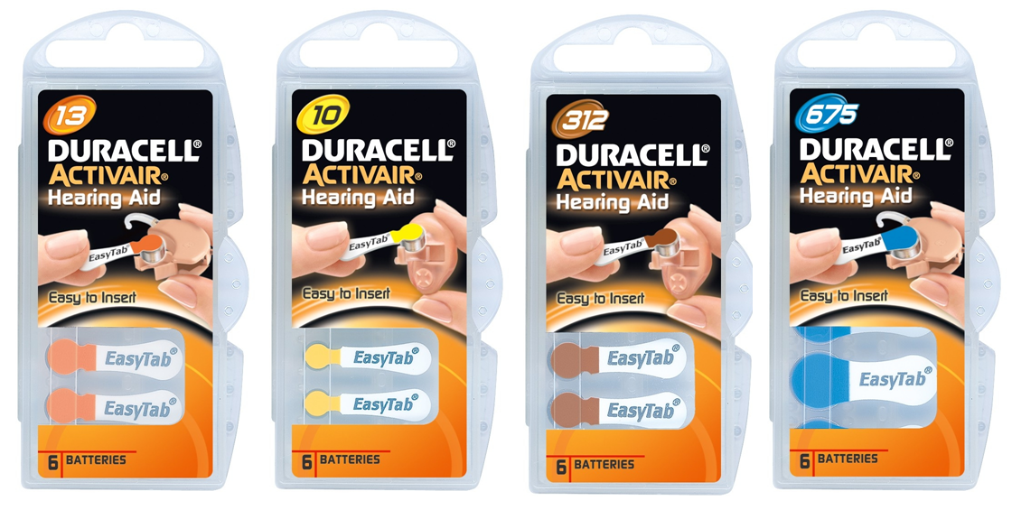 Duracell İC Pil